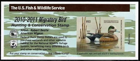 2010-2011 Federal Duck Stamp